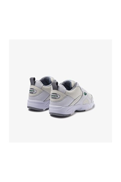 Storm 96 120 2 Sfa Kadın Beyaz Deri Sneaker