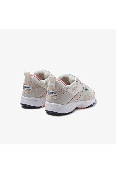 Storm 96 120 3 Us Sfa Kadın Beyaz - Pembe Sneaker