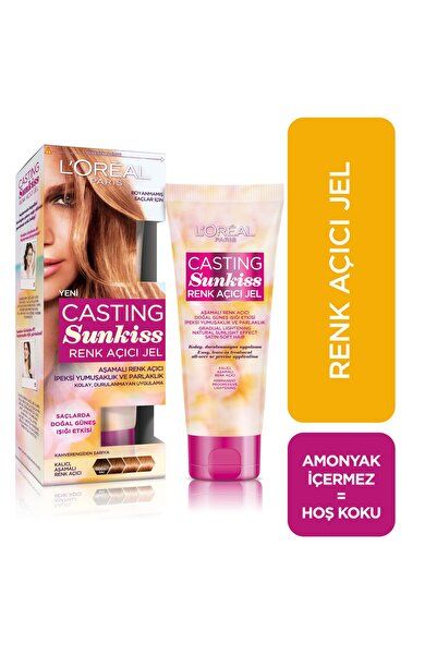 L'Oreal Paris Renk Açıcı Jel - Casting Sunkiss Jelly 100 ml 3600522716297