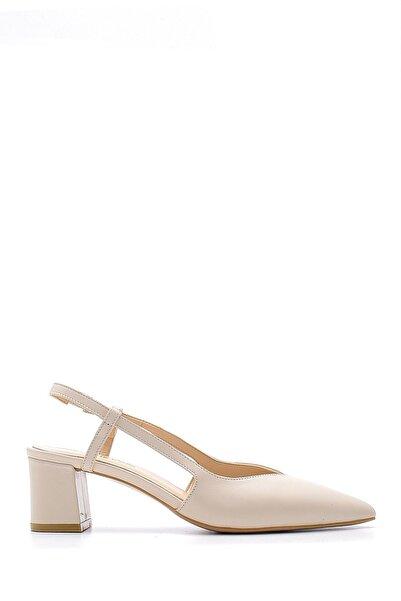 Derimod Kadın Deri Topuklu Ayakkabı