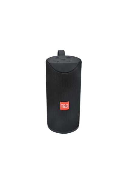 Techmaster Tg113 Bluetooth 4.2 Kablosuz Hoparlör Taşınabilir Ses Bombası Siyah
