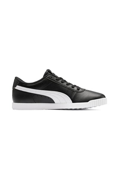 Puma Carina Slim Sl 370548 01 Kadın Siyah-beyaz Spor Ayakkabısı