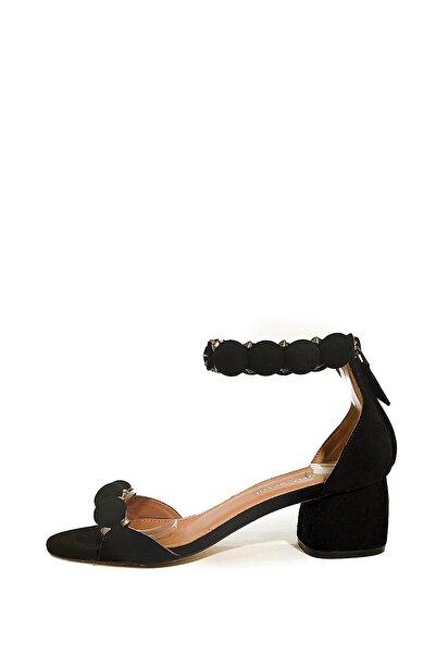 Sofia Baldi Hakiki Deri Kadın Klasik Topuklu Ayakkabı Kadın Klasik Topuk Ayakkabı Sfb18y-169 54