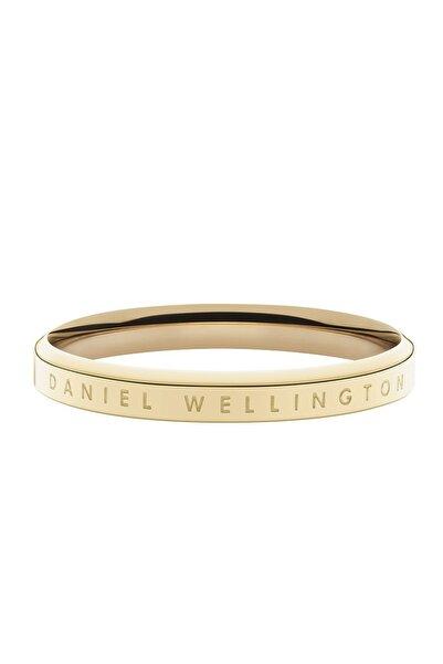 Daniel Wellington Classic Ring Yellow Gold  70 Çelik Yüzük