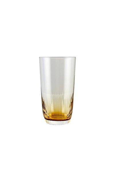 Jumbo Jewel 6lı Amber Meşrubat Bardağı