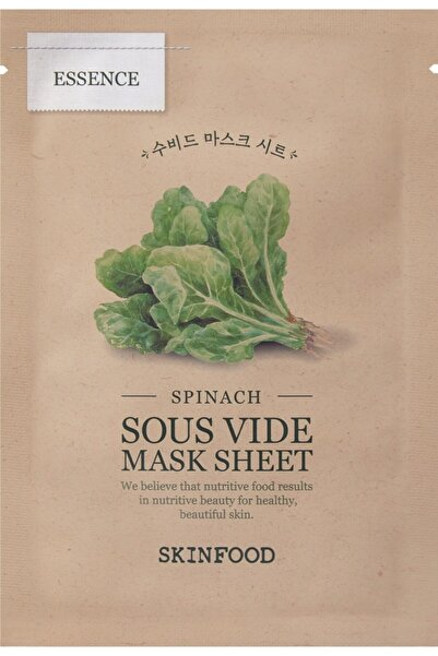 Skinfood Spinach Sous Vide Mask Sheet