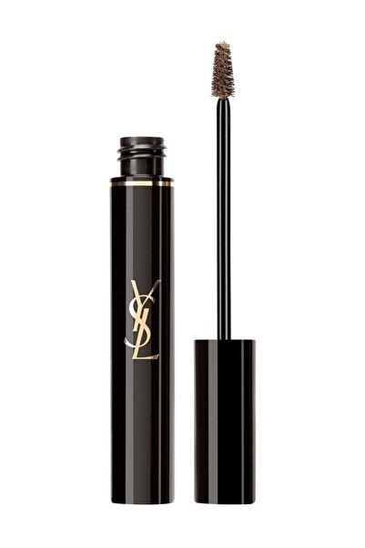 Yves Saint Laurent Couture Brow Doğal Görünüm Veren Kaş Maskarası 2 - Blond Cendre 3614270282355