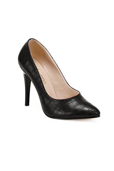 Butigo Kyle Siyah Kadın Gova Ayakkabı