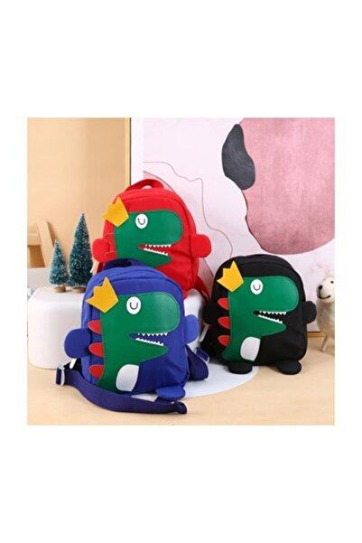 YOYOSO Unisex Çocuk Mutlu Dinozor Sırt Çantası
