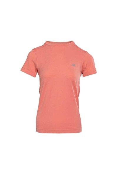 New Balance Pro Pembe Kadın Tişört Nbtm014-pnk