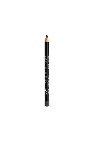 NYX Professional Makeup Dudak Kalemi - Slim Lip Pencil Black Berry 800897126438