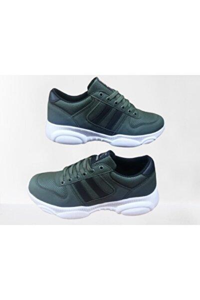 Venuma Unisex Haki Ayakkabı m11-01