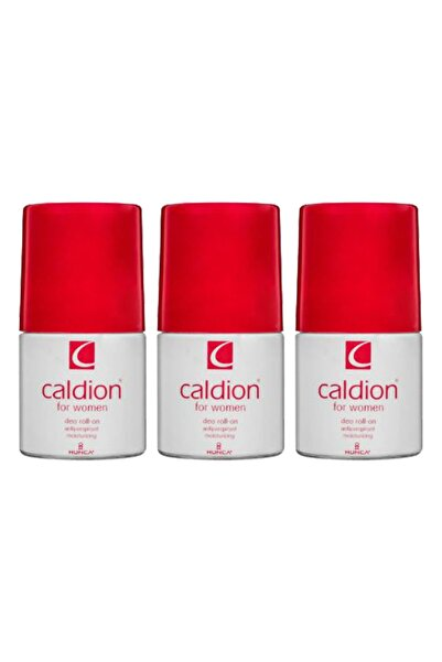 Caldion Kadın Roll-on Deodorant 3'lü Set