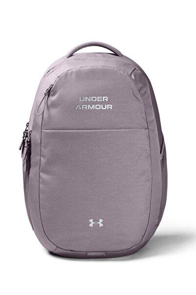 Under Armour Kadın Sırt Çantası - Ua Hustle Signature Backpack - 1355696-585