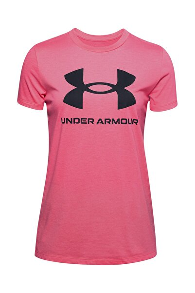 Under Armour Kadın Spor T-Shirt - Live Sportstyle Graphic Ssc - 1356305-668