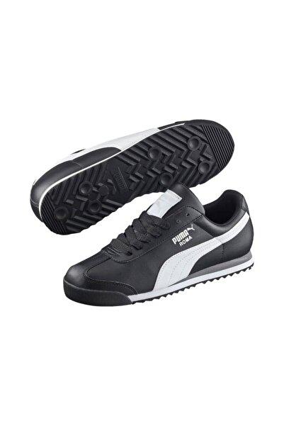 Erkek Siyah Roma Basic Günlük Ayakkabı