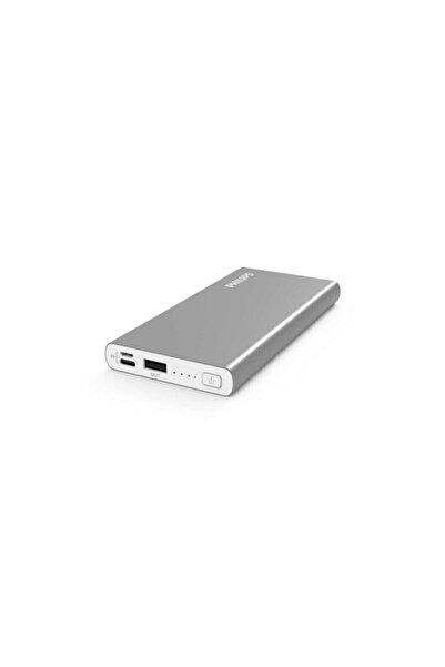 Philips Gümüş Gri Powerbank  Dlp6710 10.000 Mah