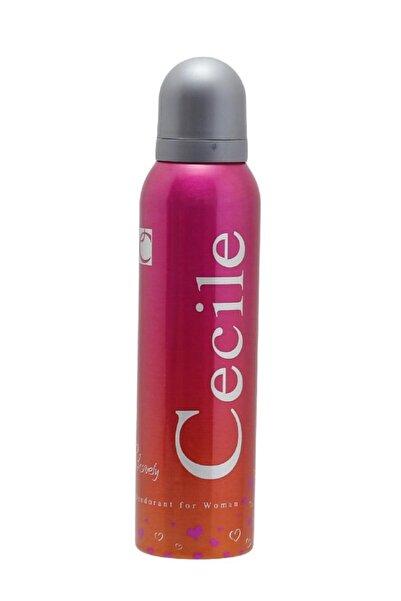 Cecile Unisex Lovely Deodorant 150 ml