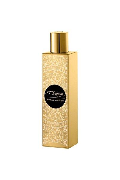 S.T. Dupont Royal Amber Edp 100 Ml Erkek Parfümü