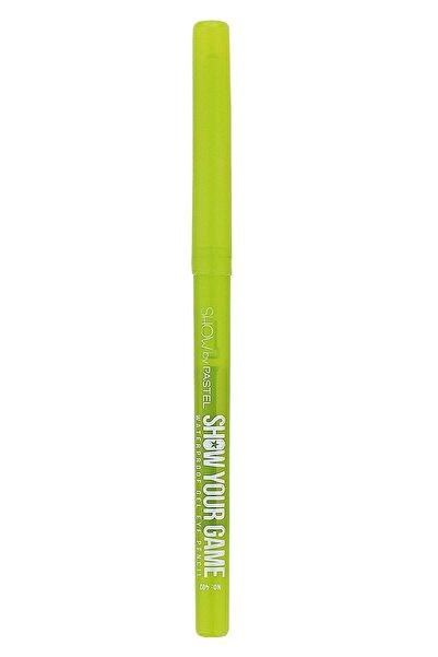Pastel Suya Dayanıklı Göz Kalemi - Game Waterproof Eye Pencil No: 402
