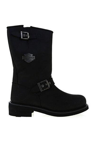 Harley Davidson Siyah Kadın Bot & Bootie 504851776