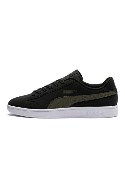Puma Erkek Siyah Haki Spor Ayakkabı 365160