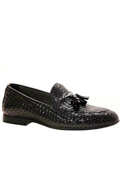 CONTEYNER Erkek Siyah Casual Ayakkabı