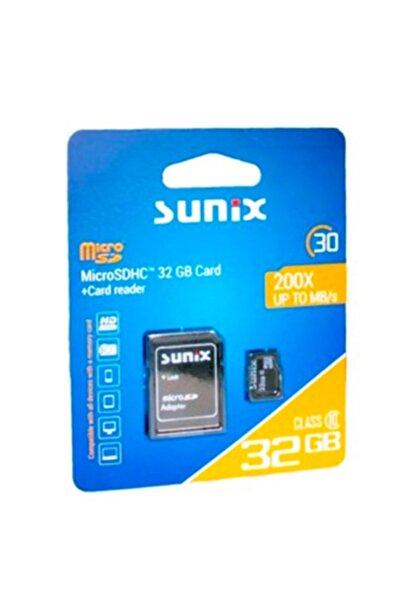 Sunix Micro Sd Hc Hafıza Kartı 32 Gb