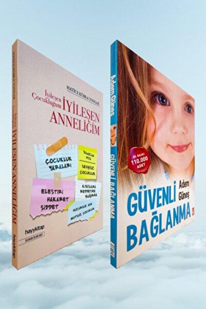 Timaş Yayınları Güvenli Bağlanma Pedagog Adem Güneş - Iyileşen Çocukluğum Iyileşen Anneliğim Hatice Kübra Tongar