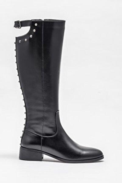 Kadın Branca Sıyah Çizme 20K007