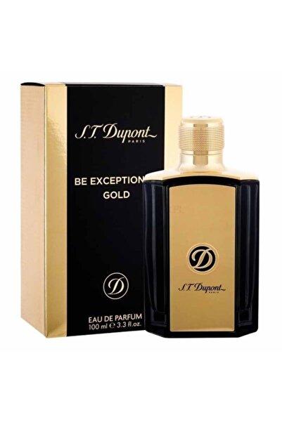 S.T. Dupont Be Exceptional Gold Edp 100 Ml Erkek Parfümü