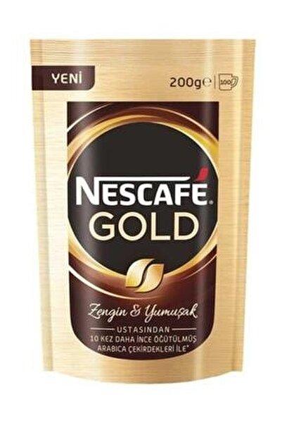 Gold Poşet Kahve 200 gr