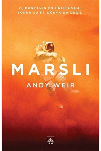 İthaki Yayınları Marslı- Andy Weir
