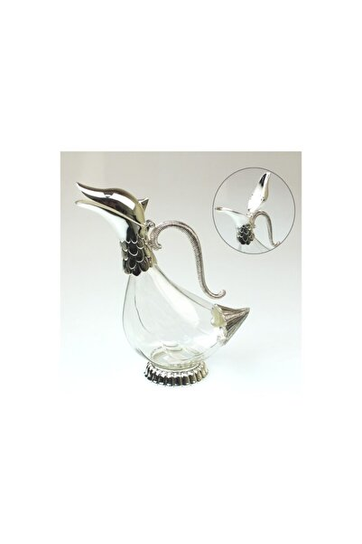 çerçi Gümüş Ördek Sürahi