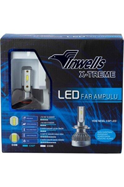 Inwells X-treme (phılıps Çipli) Led Xenon (zenon) H7