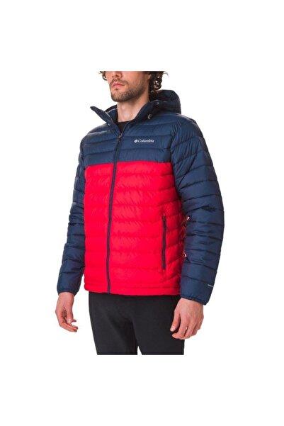 Columbia Erkek Kırmızı Powder Lite Hooded Jacket