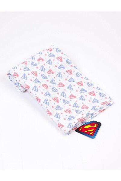 Superman Waffle Battaniye 18130