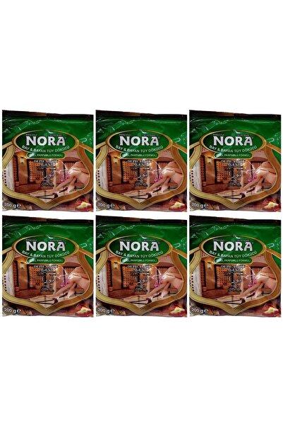 Nora Tüy Dökücü Hamam Otu Tozu 200 Gr 6 Adet