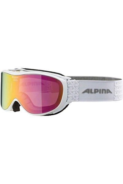 Alpina Challange Doubleflex Multimirror Pembe Lens Kayak Gözlüğü