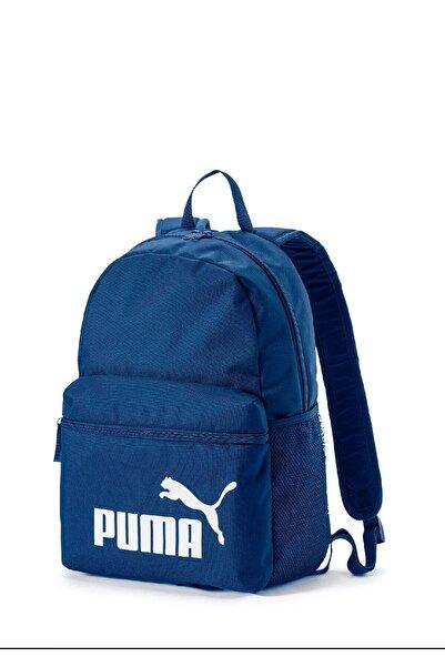 Puma Unisex Lacivert Sırt Çantası 07548709