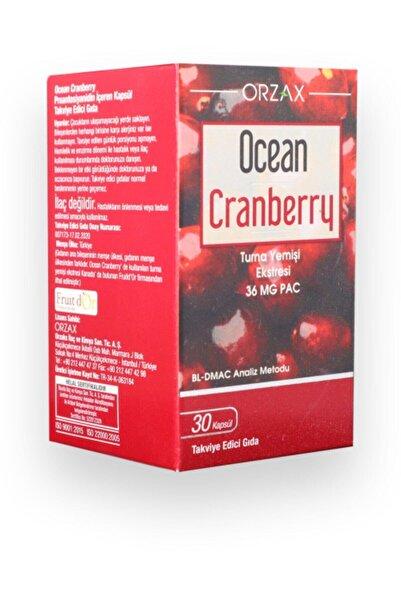 Orzax Ocean Cranberry 30 Tablet