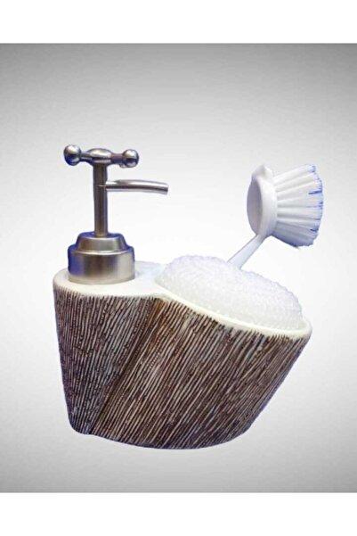 çerçi Porselen Sıvı Sabunluk Krem