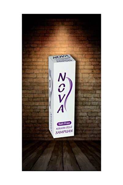 Nova Keratin Özlü Tuzsuz Şampuan 1000 Ml