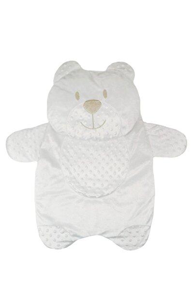 Bebessi Fluffy Ayıcıklı Bebek Alt Açma Minderi