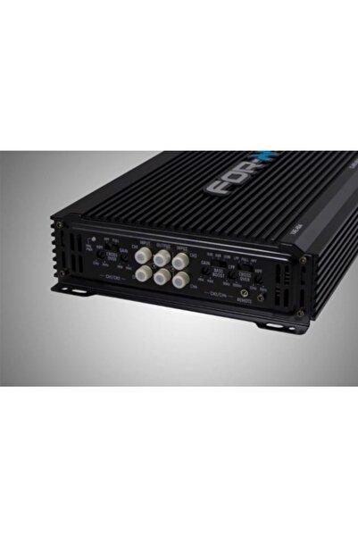 For-X Forx Xae-604 Bass Kontrollü 4 Kanallı Oto Amfi