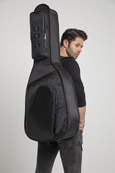 noomani Black Akustik Gitar Kılıfı - Siyah