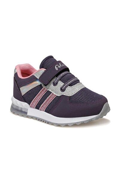 Polaris 615119.P1FX Mor Kız Çocuk Spor Ayakkabı 101010769
