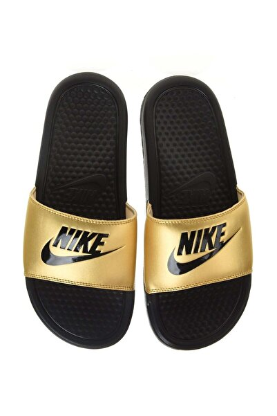 Nike Kadın Siyah Terlik Ayakkabı 343881-014 Wmns Benassı Jdı