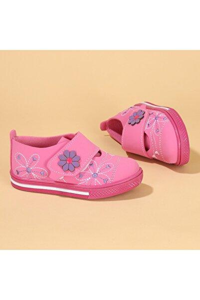 Kiko Kids Kız Çocuk Fuşya Günlük Ayakkabı