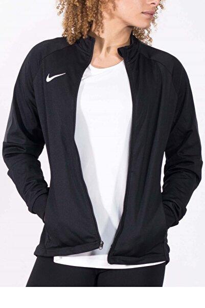 Nike Kadın Siyah W Nk Dry Acdmy18 Trk Jkt Eşofman Üstü  893767-010